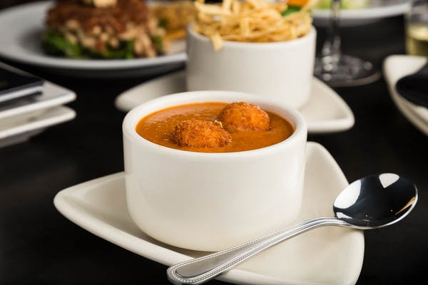 Roasted Tomato Bisque