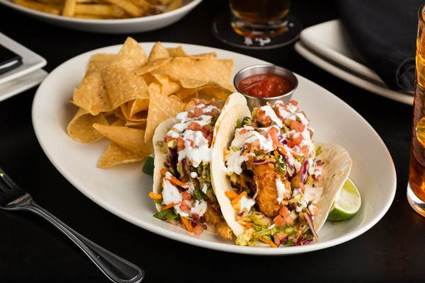 So Cal Fish Tacos