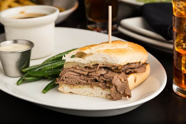 Half French Dip Sandwich Lunch Combo