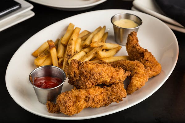 Crispy Chicken Tenders Lunch Combo