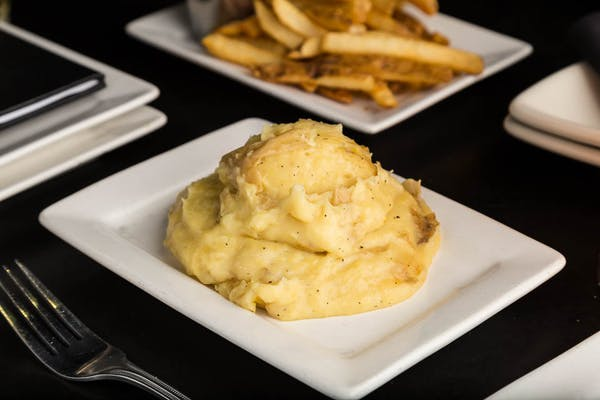 Honest Gold Mashed Potatoes