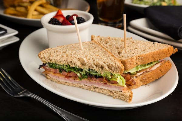 Farmhouse Club Sandwich