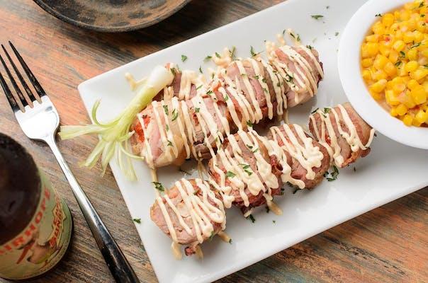 Pork Tenderloin Roll-Ups