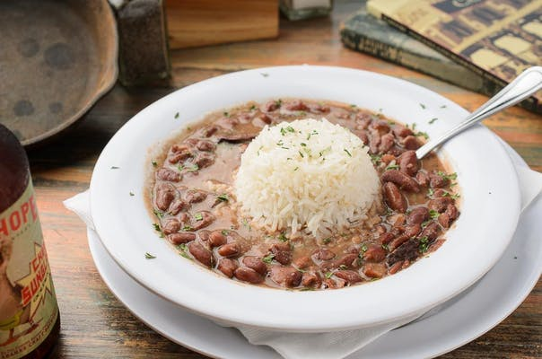 Mom's Red Beans & Rice