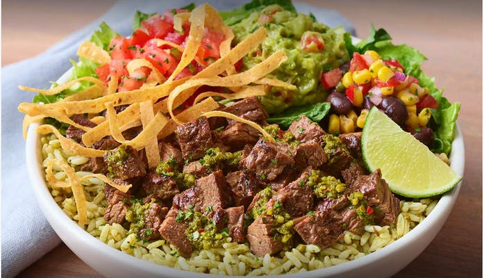 Southwest Steak Bowl