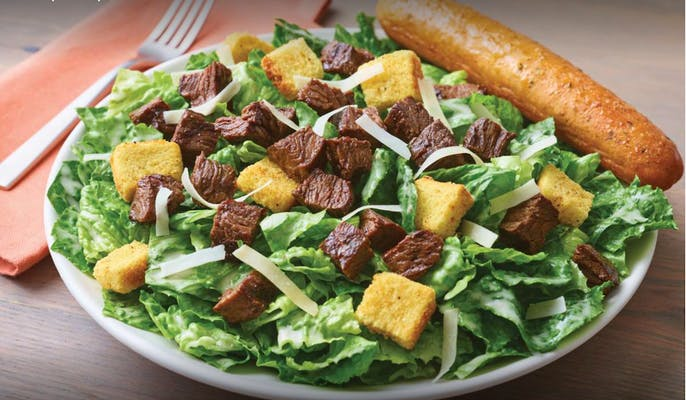 Southwest Steak Caesar Salad