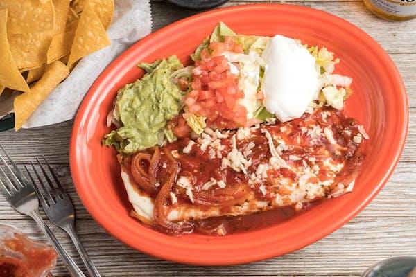 24. Burrito Supreme