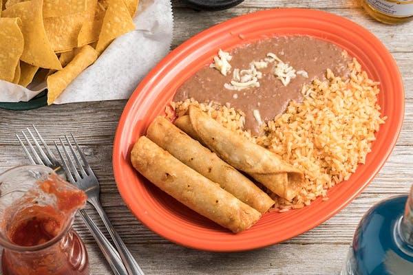 26. Golden Enchiladas