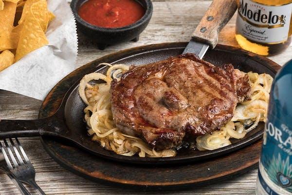 38. Ribeye Steak