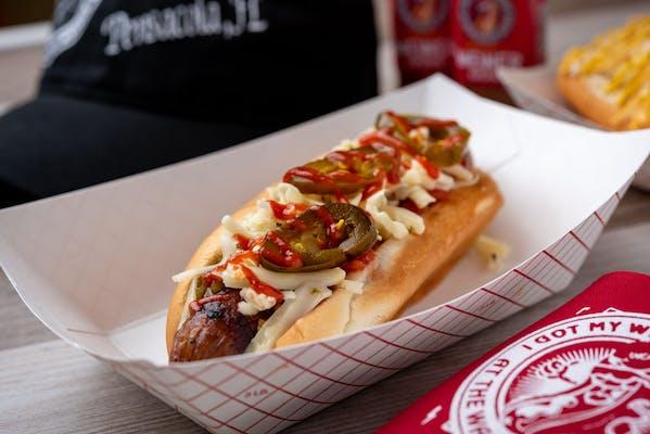 Dogzilla Wacky Sausage Dog