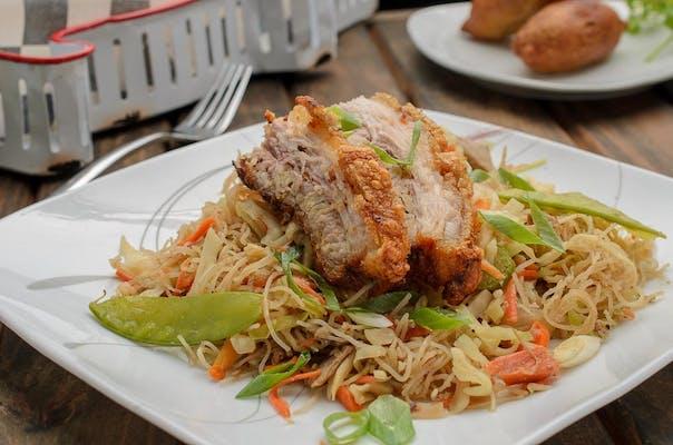 Lunch Pancit Bihon