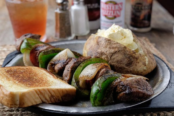 Beef Shish-K-Bob