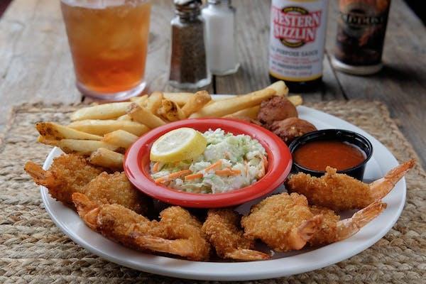 Fried Shrimp Platter