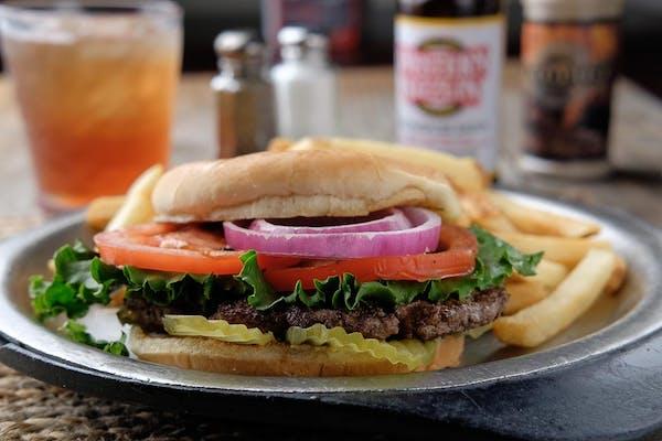 (½ lb.) Burger