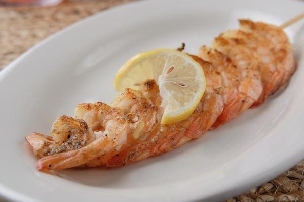 (10 pc.) Grilled Shrimp Skewer