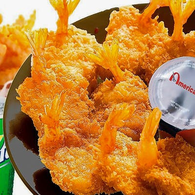 (8 pc.) Fried Shrimp