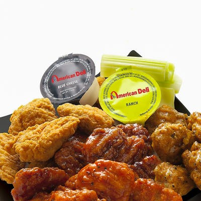 (6 pc.) Wings Only