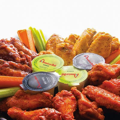 (10 pc.) Wings Family Pack