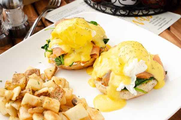Egg Wits Royale Benedict