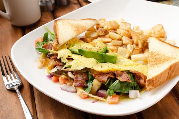Egg Wits Omelette