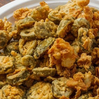 Fried Jalapeños