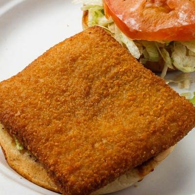Fish Patty Sandwich