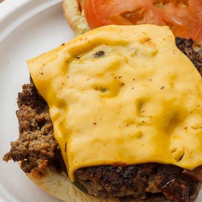 #3 Cheeseburger Combo