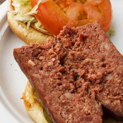#7 Sausage Sandwich Combo