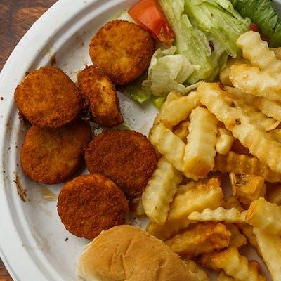 Chicken Nugget Dinner
