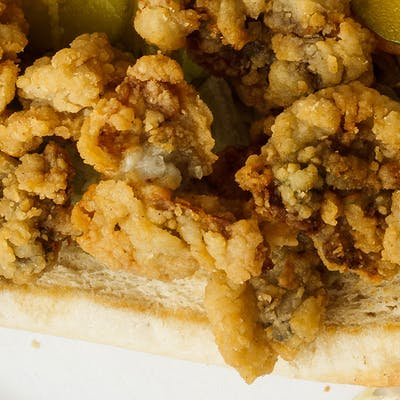 Side of Fried Oysters