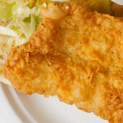 Side of Fried Fish