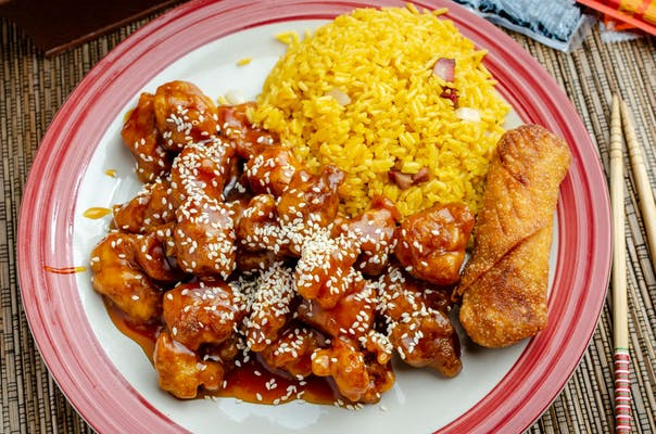 C18. Sesame Chicken