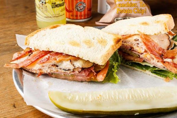 Rumba Club Sandwich