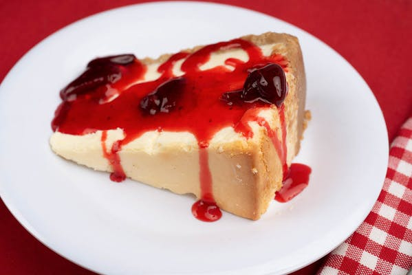 New York Mile High Cheesecake