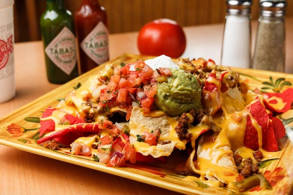 Tricked Out Nachos