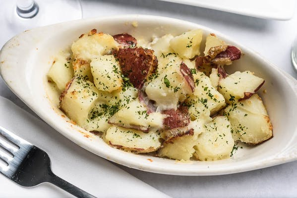 Asiago & Pancetta Potatoes