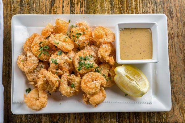 Parmesan-Crusted Shrimp