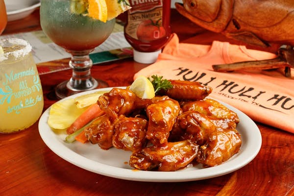 Hula Hut Wings