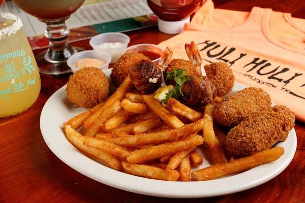 Huli Appetizer Platter