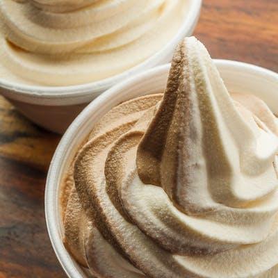 Half Gallon of Ice Cream