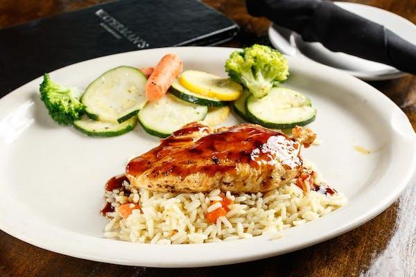 Lafitte's Teriyaki Grilled Chicken