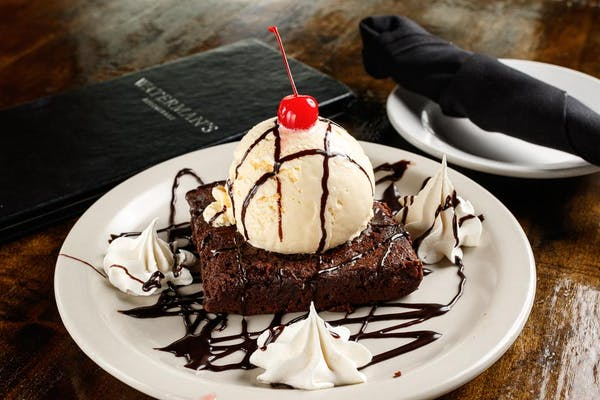 Brownie à la Mode