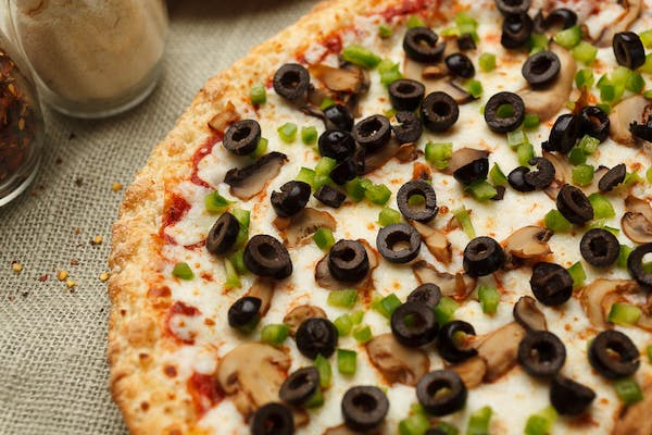 Three-Topping Pizza