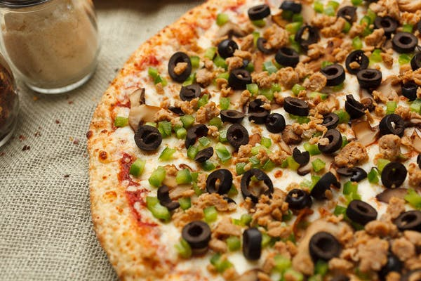 Four-Topping Pizza