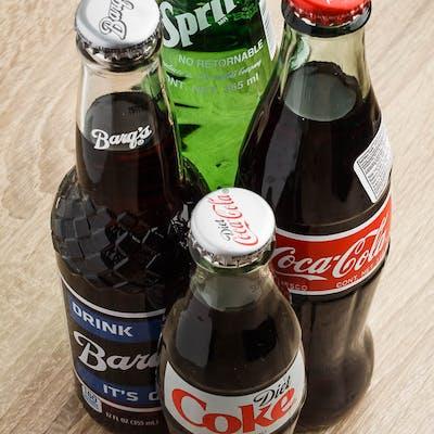Bottled Beverage