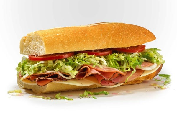 #4 The Number Four Sub