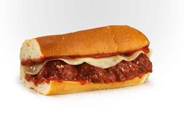 #15 Meatball & Cheese Sub