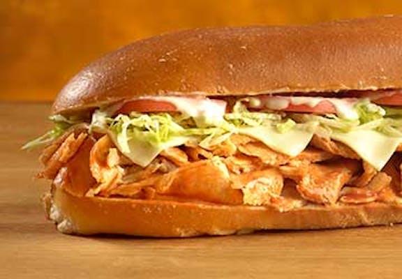#44 Buffalo Chicken Cheesesteak