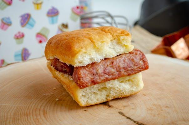 Ham or Sausage Biscuit