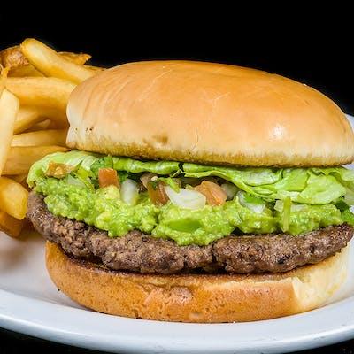 The Fiesta Barn Burger